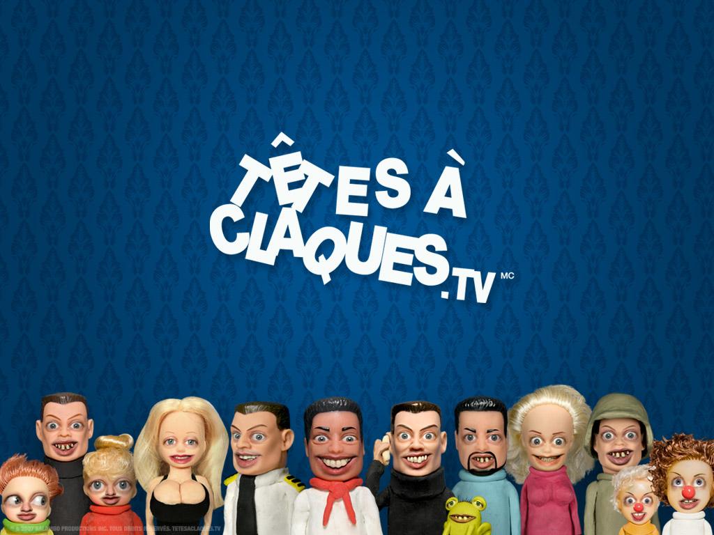 Télécharger au pays des têtes à claques, la série télé — épisodes.